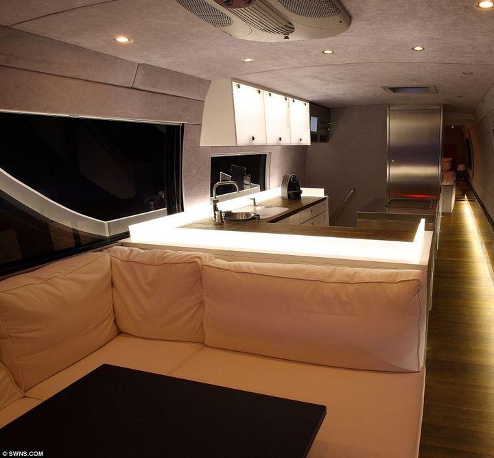 Volkner Mobil Performance — самый дорогой и роскошный дом на колесах, красивый автобус (8)