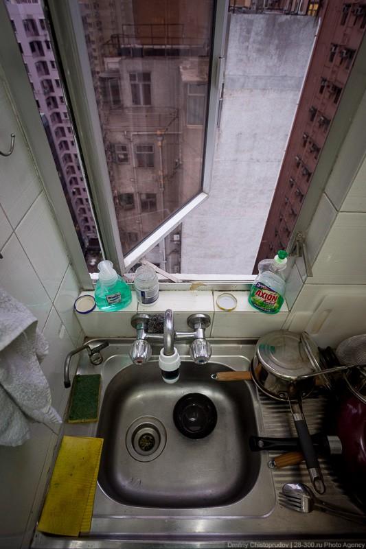 Коммуналки в Гонконге, как живут в Гонконге, маленькие квартиры (9)
