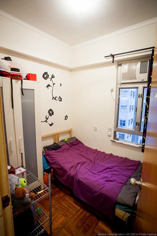 Коммуналки в Гонконге, как живут в Гонконге, маленькие квартиры (10)