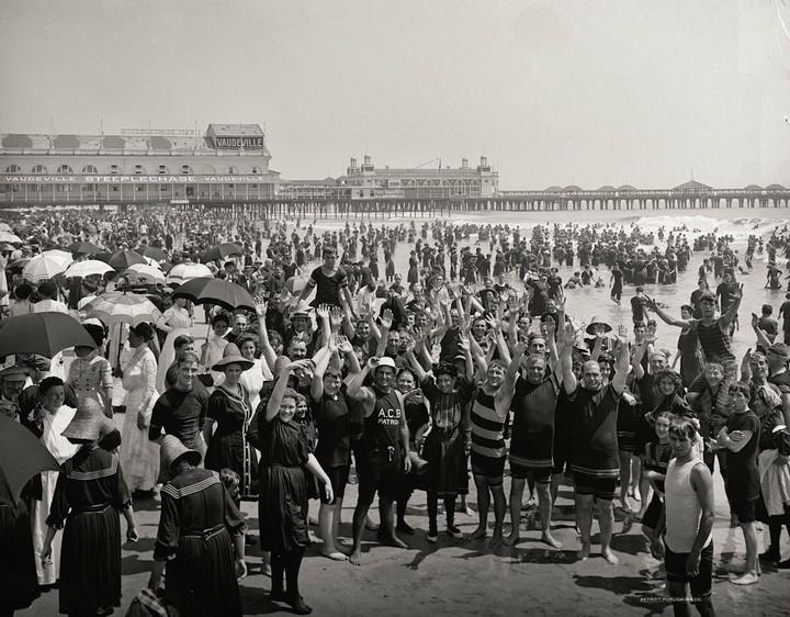 Ретро фотографии Нью-Йорка начала 20 века (30)