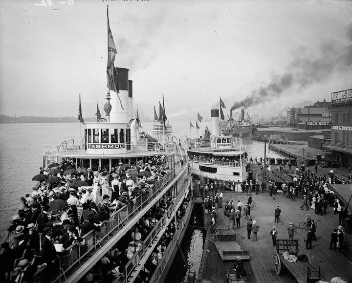 Ретро фотографии Нью-Йорка начала 20 века (28)