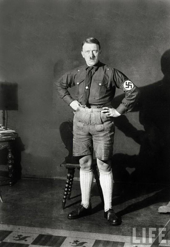 Адольф Гитлер. Жизненный путь в фотографиях (14)