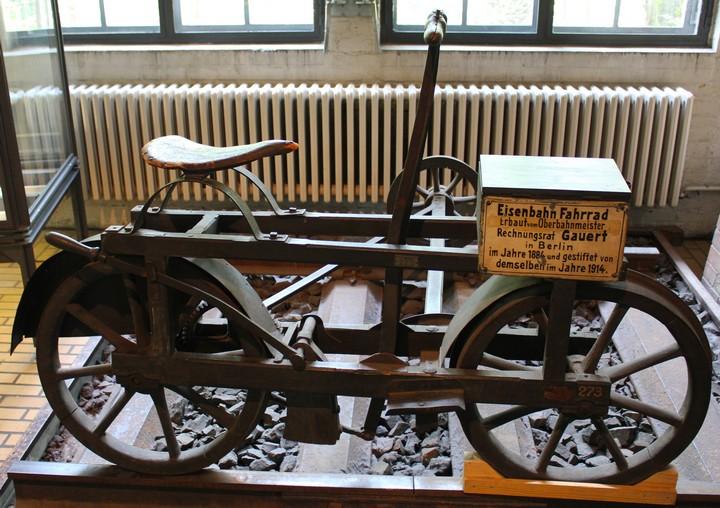 Музей старой техники в Берлине, Технический музей (14)