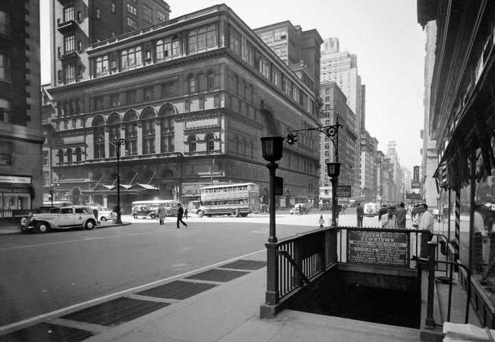 Ретро фотографии Нью-Йорка начала 20 века (25)