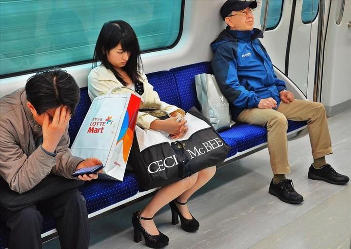 Как выглядит метро в Южной Корее (17)