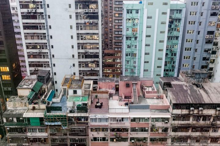 Коммуналки в Гонконге, как живут в Гонконге, маленькие квартиры (18)
