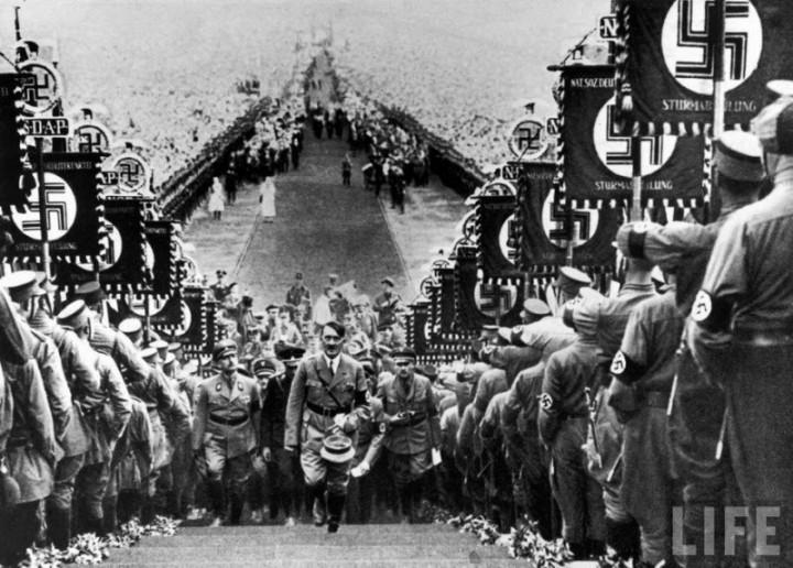 Адольф Гитлер. Жизненный путь в фотографиях (20)