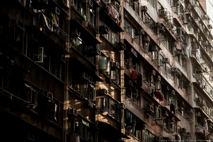 Коммуналки в Гонконге, как живут в Гонконге, маленькие квартиры (23)