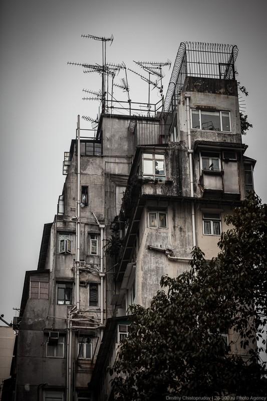 Коммуналки в Гонконге, как живут в Гонконге, маленькие квартиры (24)