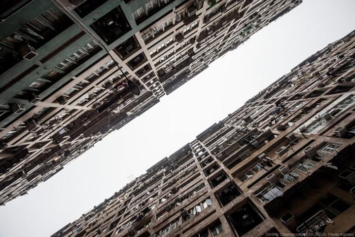 Коммуналки в Гонконге, как живут в Гонконге, маленькие квартиры (27)