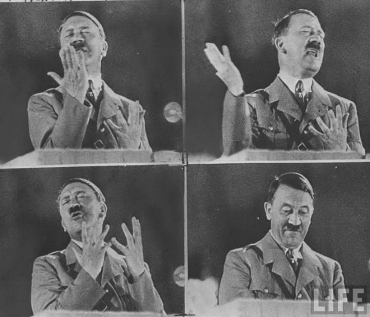 Адольф Гитлер. Жизненный путь в фотографиях (27)