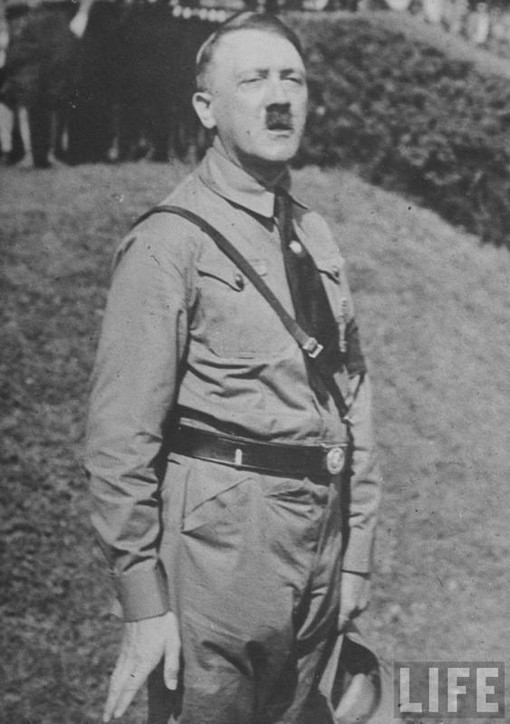 Адольф Гитлер. Жизненный путь в фотографиях (28)