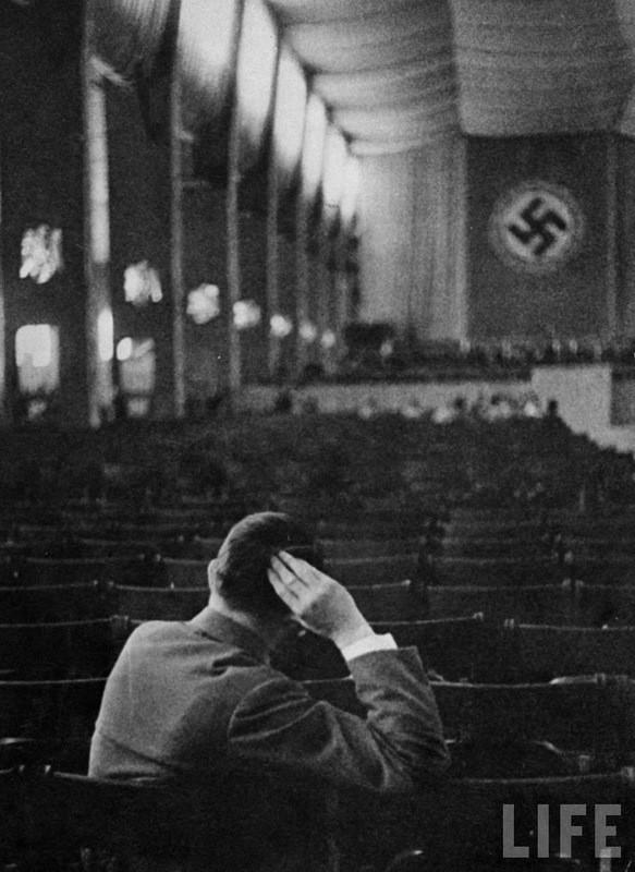 Адольф Гитлер. Жизненный путь в фотографиях (29)