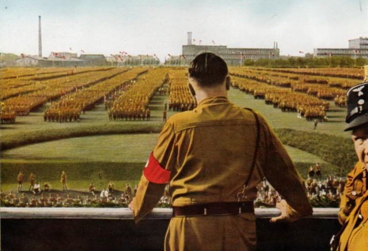 Адольф Гитлер. Жизненный путь в фотографиях (34)