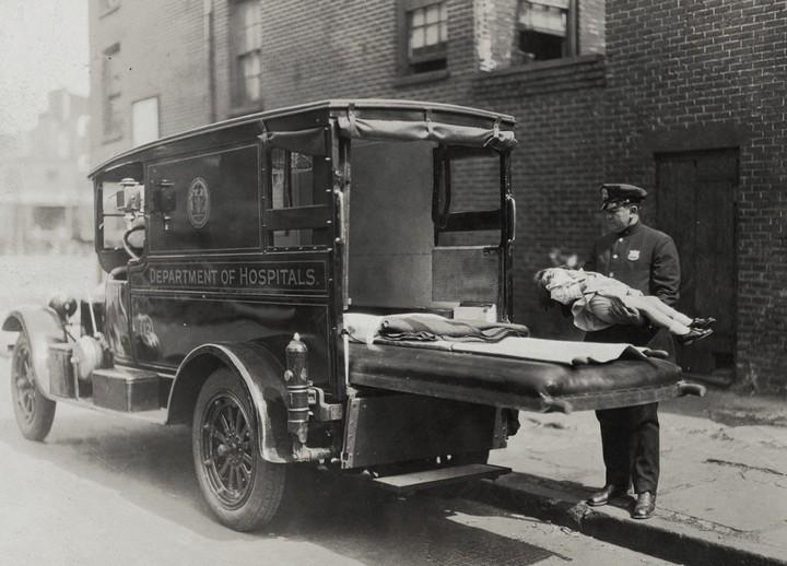Ретро фотографии Нью-Йорка начала 20 века (6)