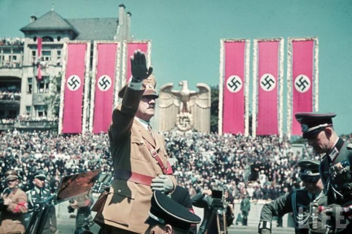 Адольф Гитлер. Жизненный путь в фотографиях (36)
