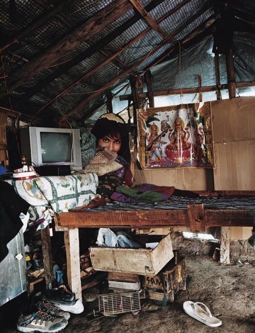 Где спят дети из разных стран, спальни детей (36)