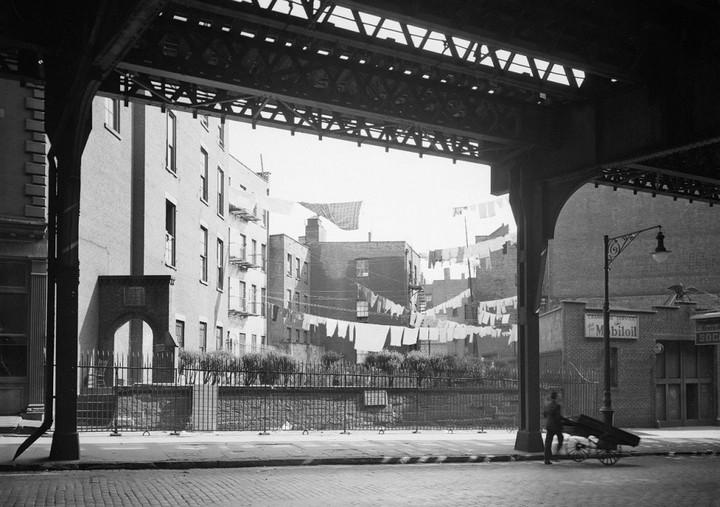 Ретро фотографии Нью-Йорка начала 20 века (2)