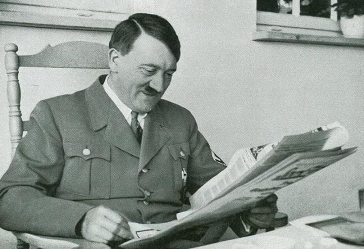 Адольф Гитлер. Жизненный путь в фотографиях (50)