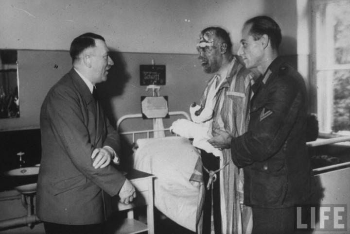 Адольф Гитлер. Жизненный путь в фотографиях (54)