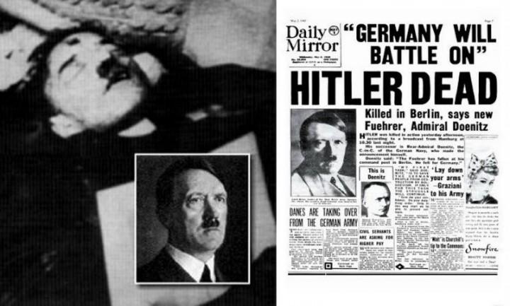 Адольф Гитлер. Жизненный путь в фотографиях (58)