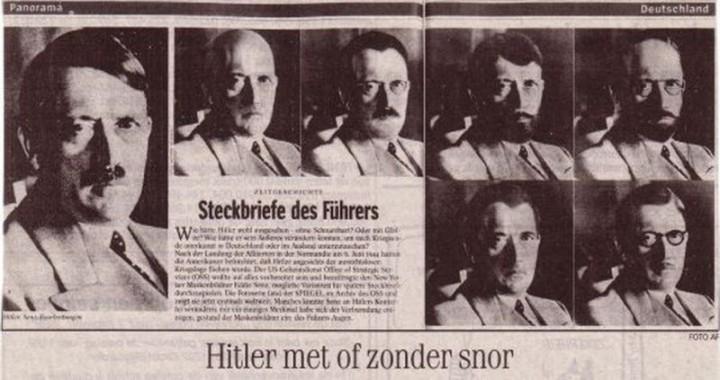 Адольф Гитлер. Жизненный путь в фотографиях (60)