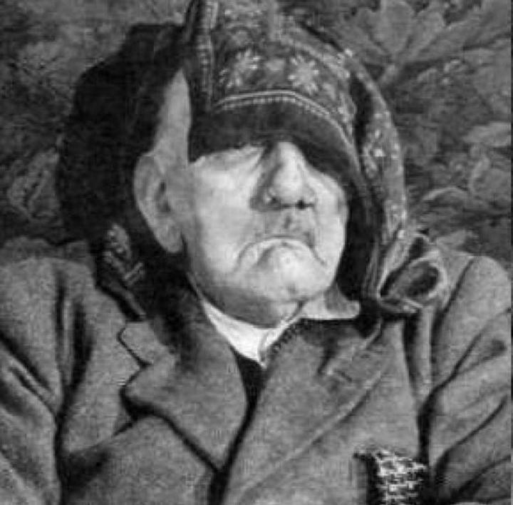 Адольф Гитлер. Жизненный путь в фотографиях (61)