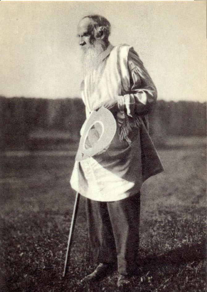 Лев Николаевич Толстой в фотографиях, исторические, старые фотографии (10)