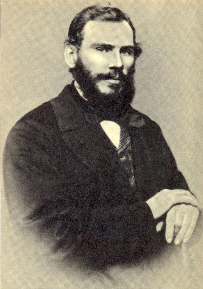 Лев Николаевич Толстой в фотографиях, исторические, старые фотографии (1)
