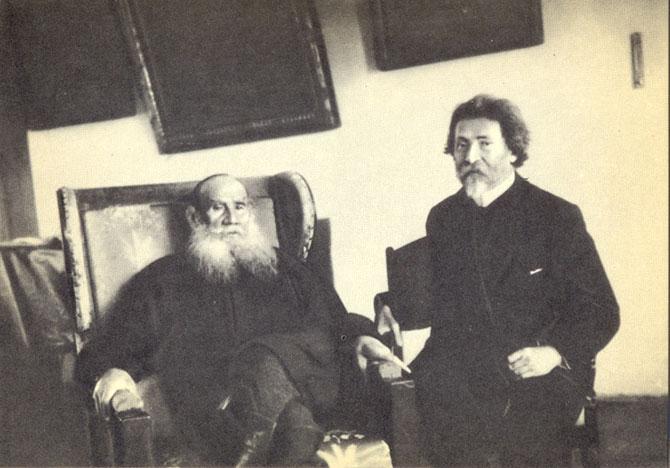 Лев Николаевич Толстой в фотографиях, исторические, старые фотографии (11)