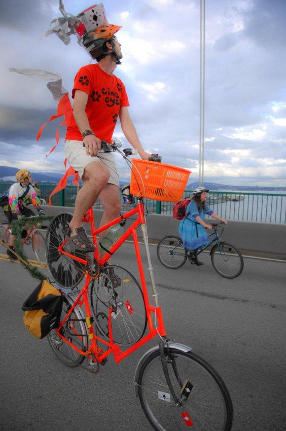 Самые необычные велосипеды, переделка велосипедов (11)