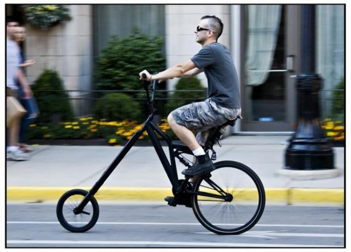 Самые необычные велосипеды, переделка велосипедов (2)