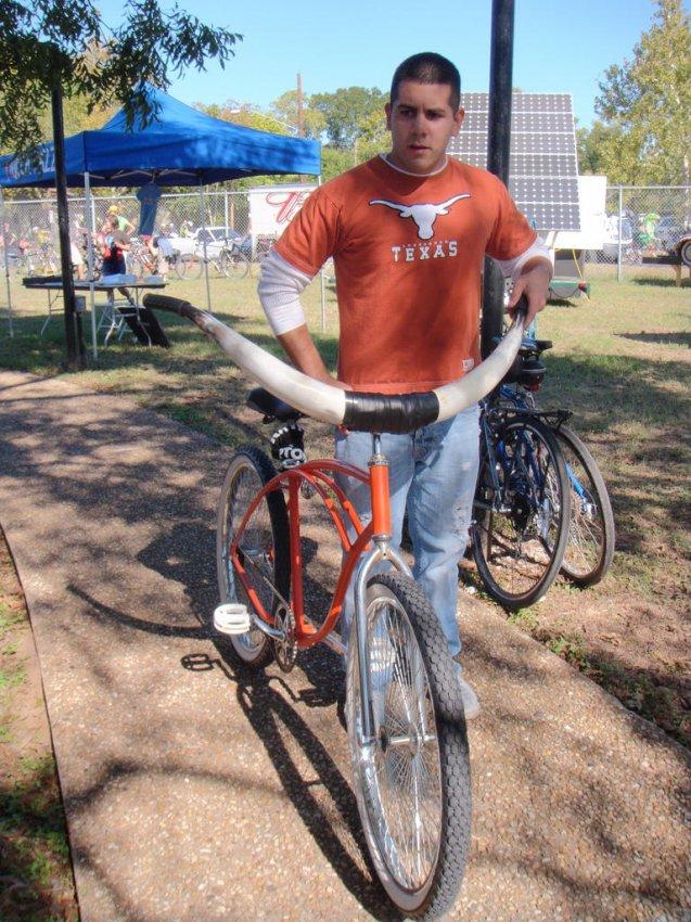 Самые необычные велосипеды, переделка велосипедов (1)