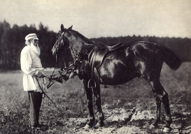 Лев Николаевич Толстой в фотографиях, исторические, старые фотографии (14)