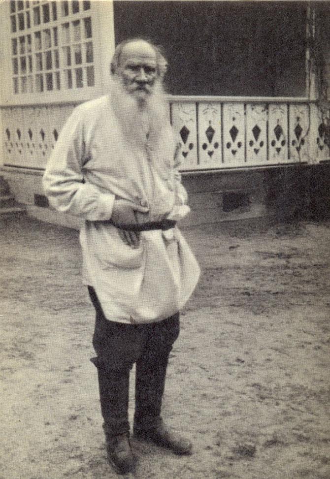 Лев Николаевич Толстой в фотографиях, исторические, старые фотографии (15)