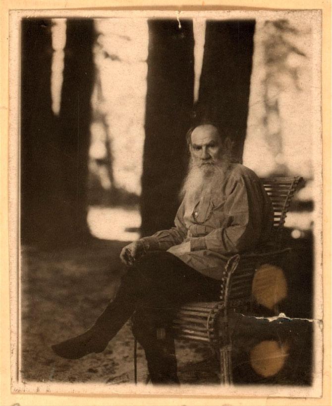 Лев Николаевич Толстой в фотографиях, исторические, старые фотографии (17)