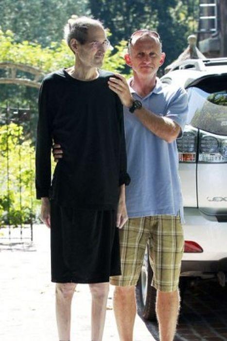 Последние фото знаменитостей перед смертью (23)