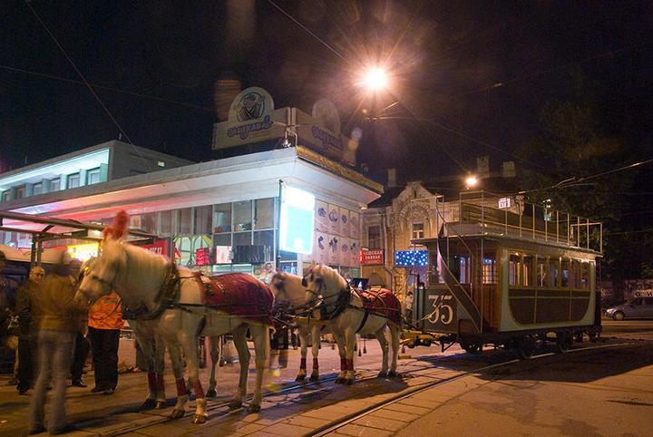 Двухэтажный транспорт (3)