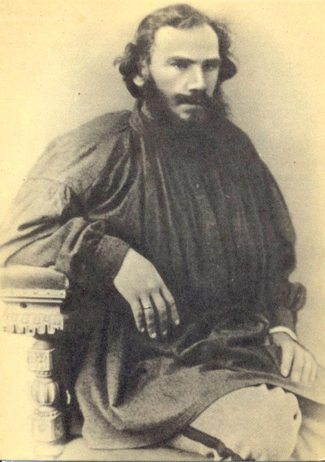 Лев Николаевич Толстой в фотографиях, исторические, старые фотографии (4)