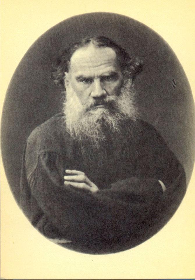 Лев Николаевич Толстой в фотографиях, исторические, старые фотографии (5)