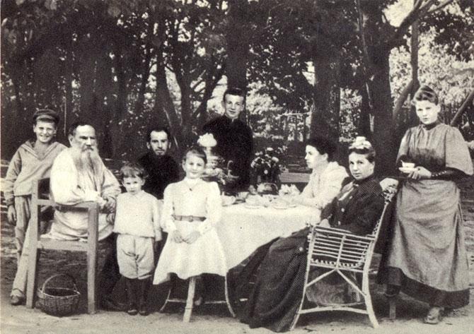 Лев Николаевич Толстой в фотографиях, исторические, старые фотографии (6)