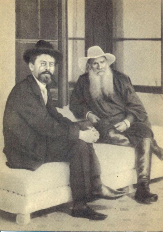 Лев Николаевич Толстой в фотографиях, исторические, старые фотографии (9)