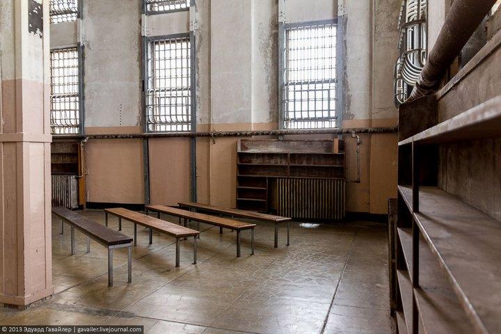 Алькатрас — легендарная тюрьма Америки (23)