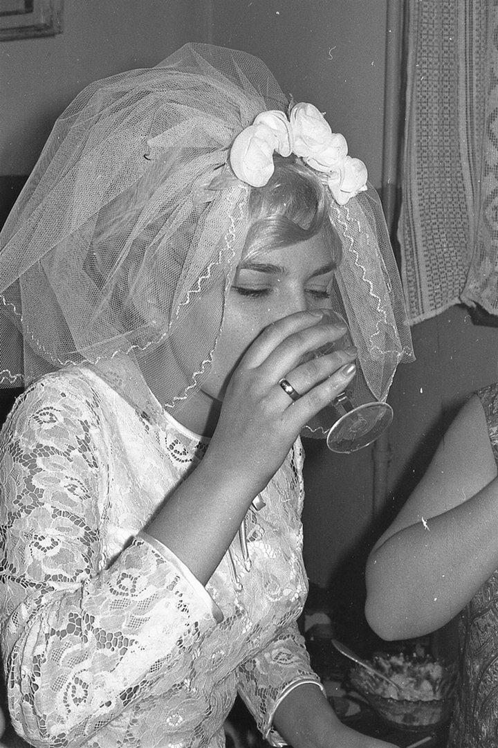 Свадьба в СССР, как это было (1)
