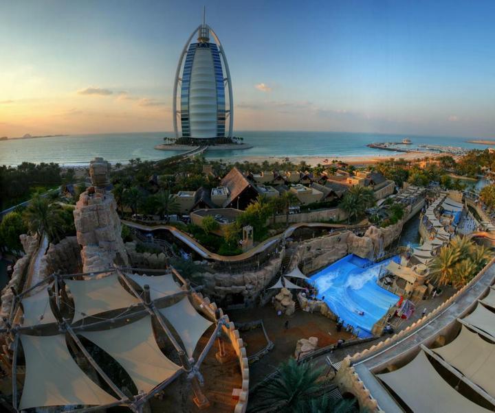 Вайлд Вади — Аквапарк в Дубае (1)