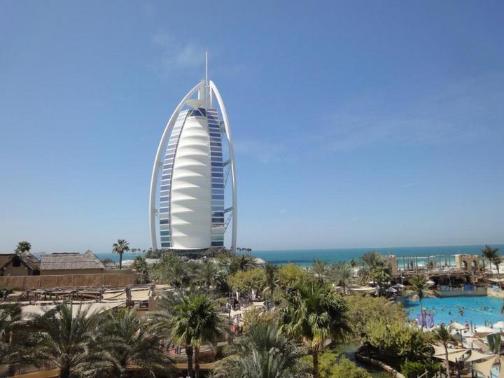 Вайлд Вади — Аквапарк в Дубае (3)