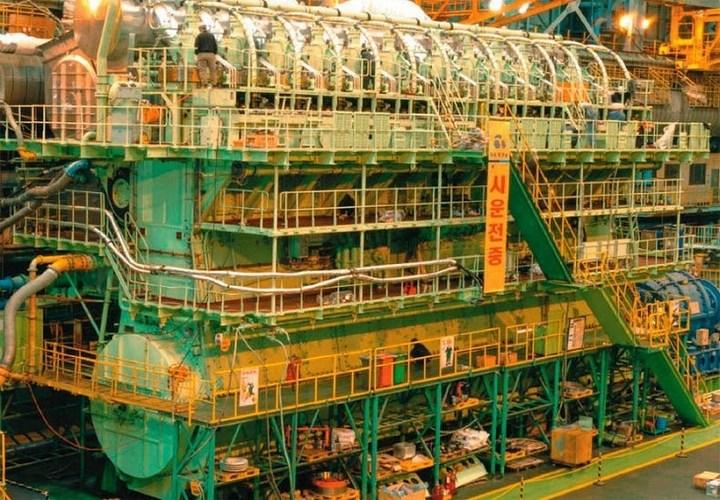 самый большой и мощный мотор в мире RT-flex96C (3)