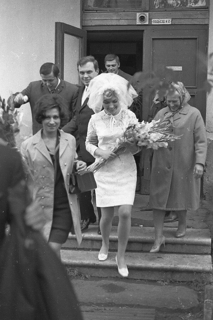 Свадьба в СССР, как это было (4)