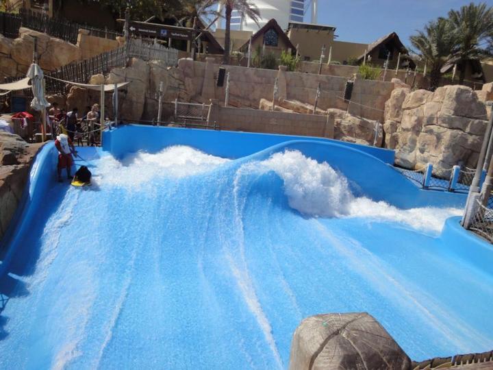 Вайлд Вади — Аквапарк в Дубае (4)