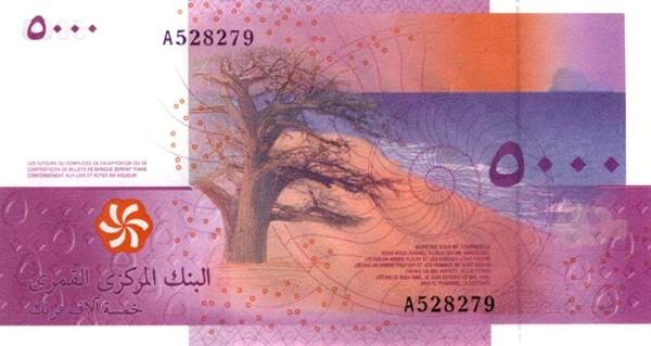 Самые необычные и красивые деньги (купюры, банкноты) мира (5)